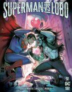 Superman vs Lobo Vol 1 1