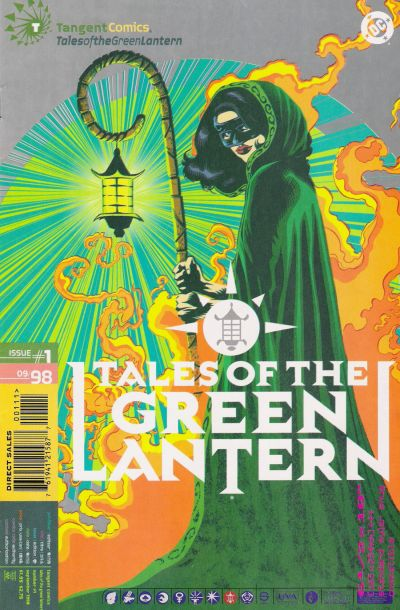 Tangent Comics: Tales of the Green Lantern Vol 1 1