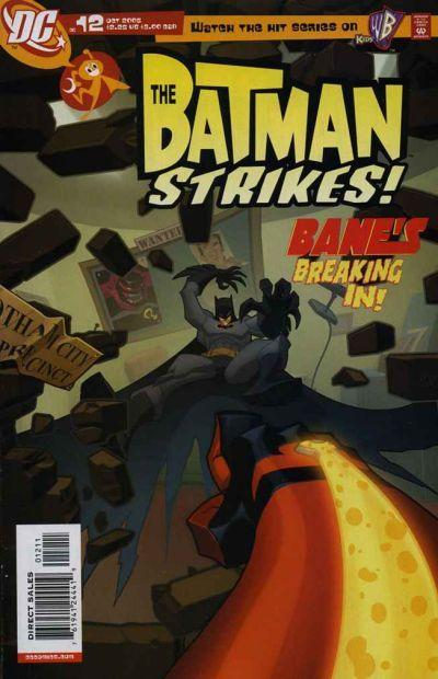 The Batman Strikes! Vol 1 12