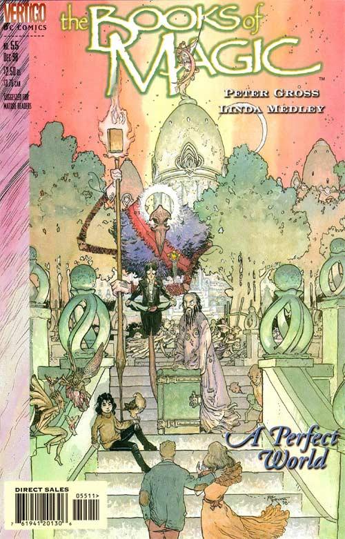 The Books of Magic Vol 2 55