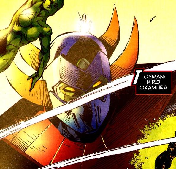 Hiro Okamura (Titans Tomorrow)