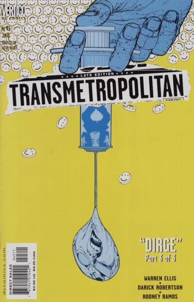 Transmetropolitan Vol 1 45