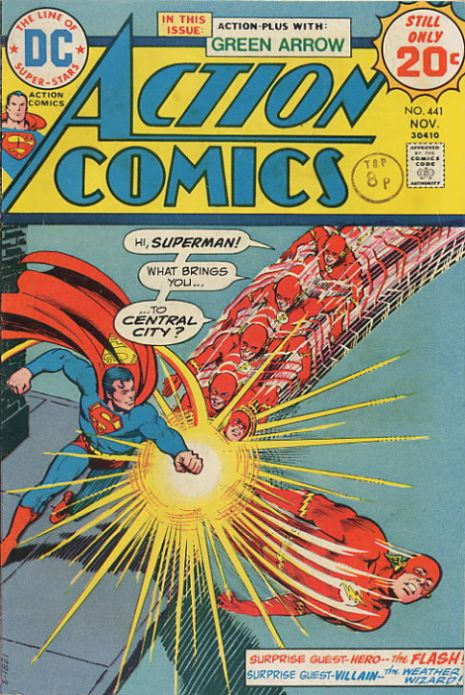 Action Comics Vol 1 441