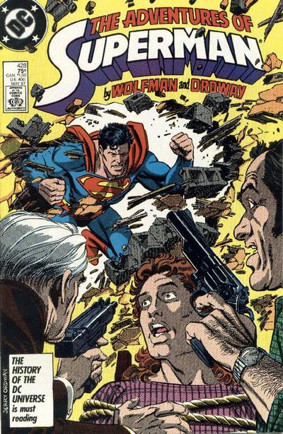 Adventures of Superman Vol 1 428