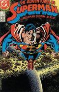Adventures of Superman Vol 1 435