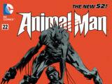 Animal Man Vol 2 22
