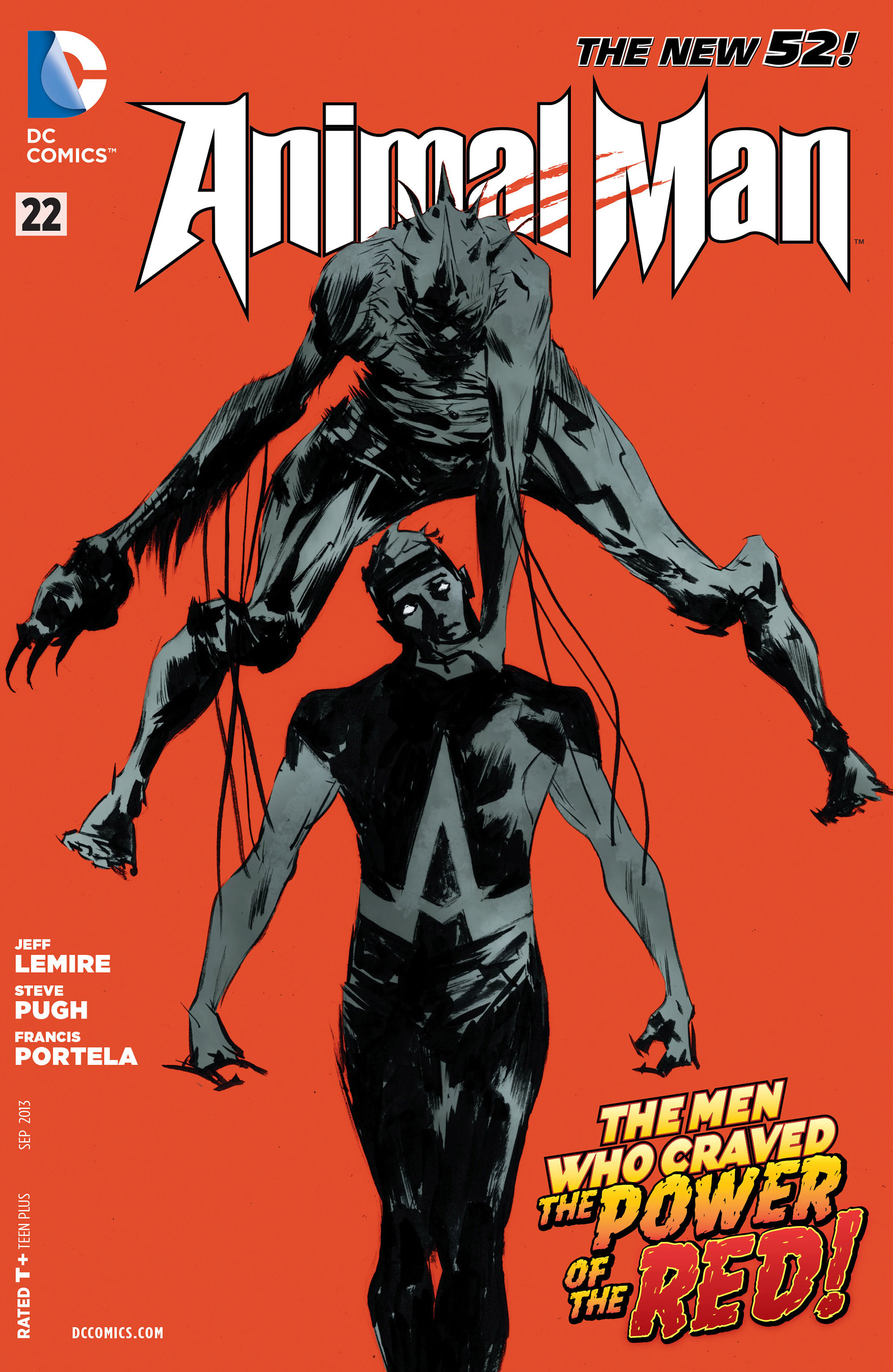 Animal Man Vol 2 22