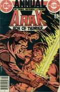 Arak Annual Vol 1 1