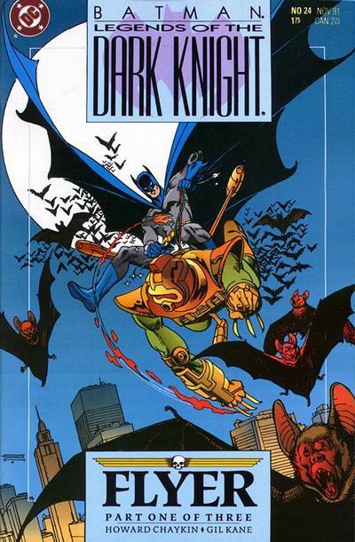 Batman: Flyer