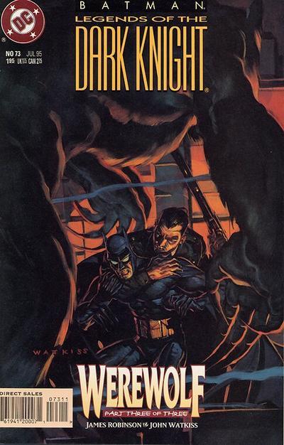 Batman: Legends of the Dark Knight Vol 1 73