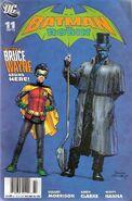 Batman and Robin 11 Cover