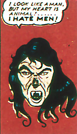 Beast-Ruler (Earth-S)