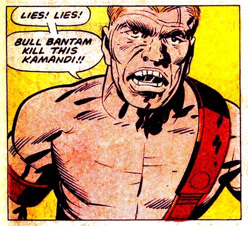 Bull Bantam (Earth-AD)