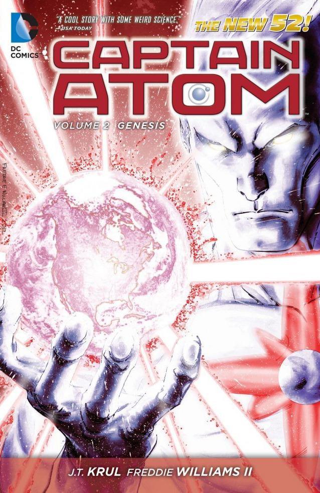 Captain Atom: Genesis (Collected)