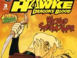 Connor Hawke: Dragon's Blood Vol 1 3