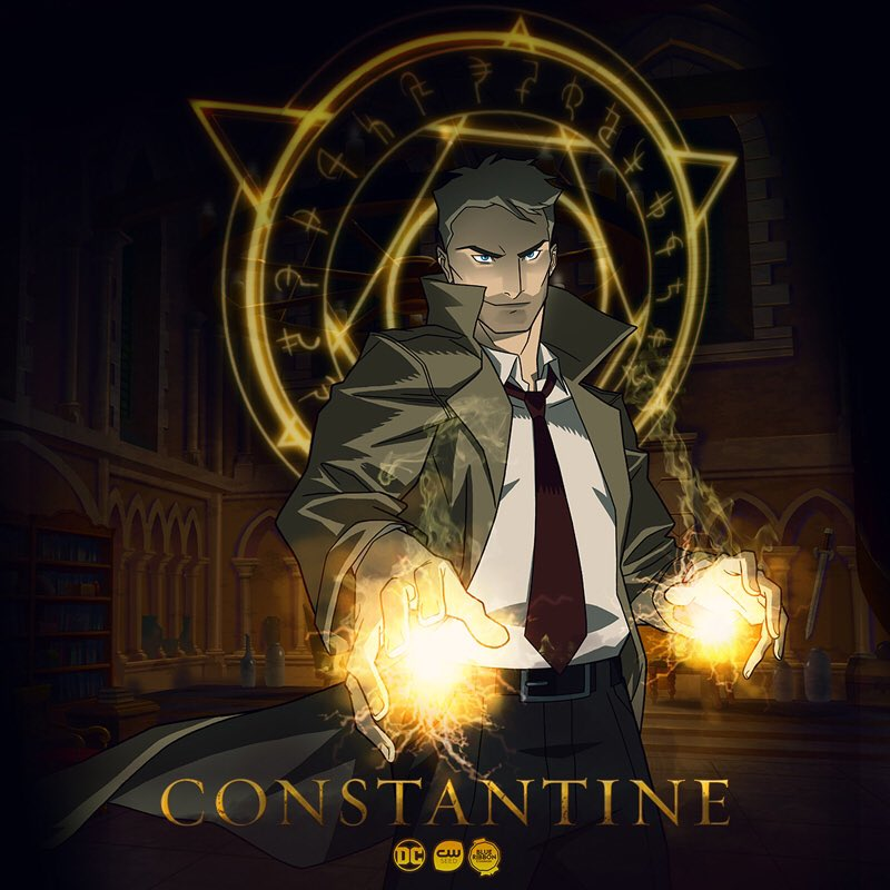 Constantine: City of Demons (Webseries) Episode: 101