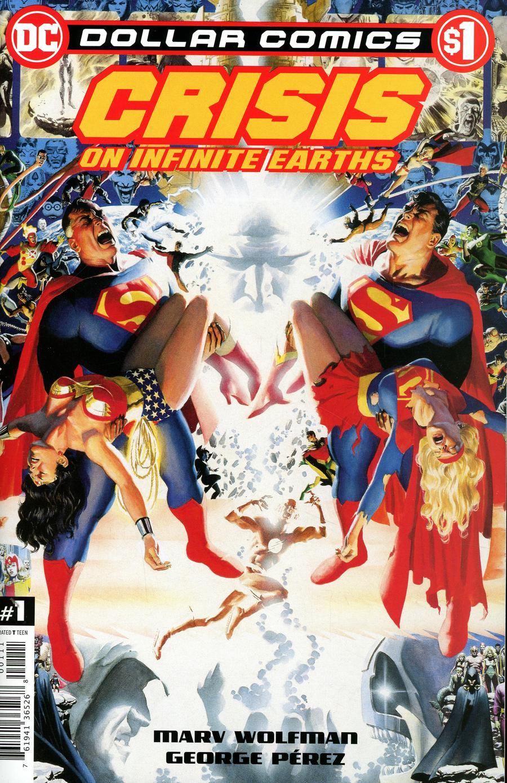 Dollar Comics: Crisis on Infinite Earths Vol 1 1