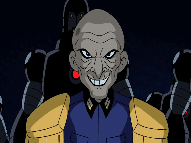 General Immortus (Teen Titans TV Series)