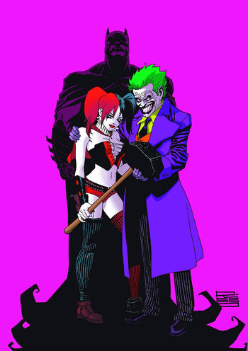 Textless Joker Variant