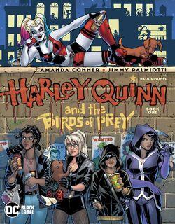 Harley Quinn and the Birds of Prey Vol 1 1.jpg