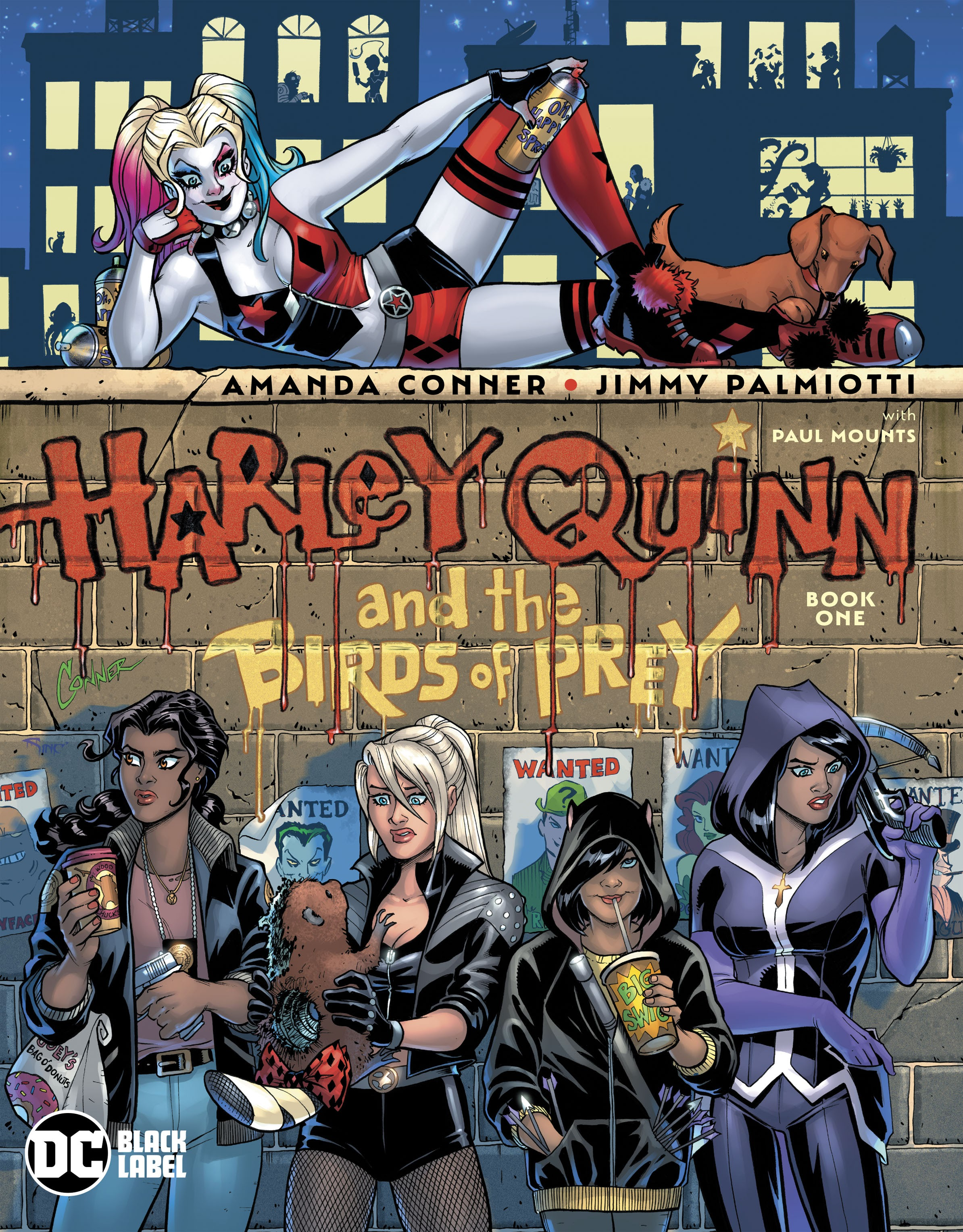 Harley Quinn and the Birds of Prey Vol 1