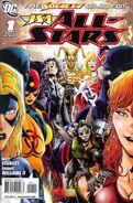 JSA All-Stars Vol 1 1