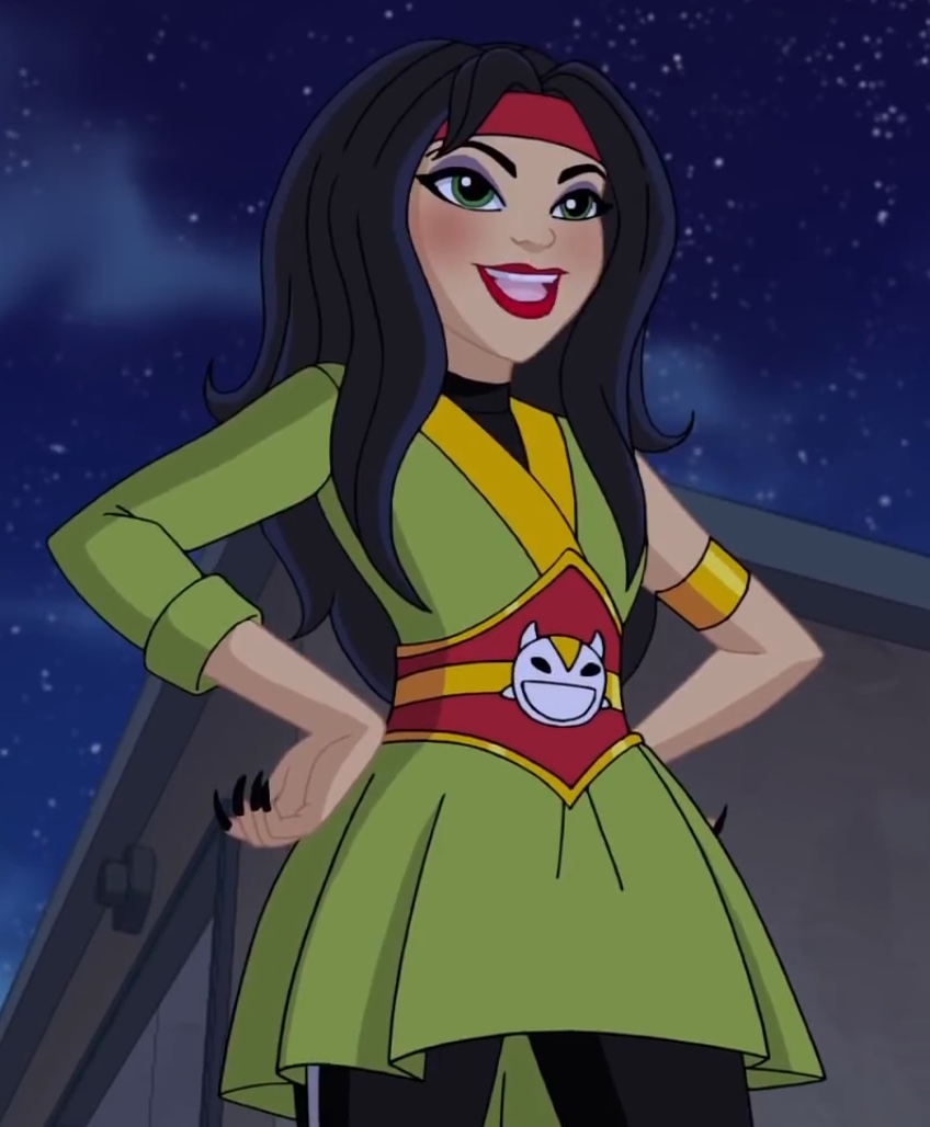 Jade Nguyen (DC Super Hero Girls)