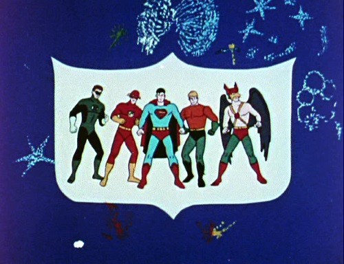 Justice League of America (Filmation Adventures)