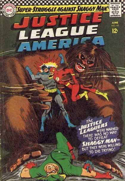 Justice League of America Vol 1 45