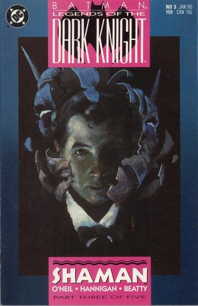 Batman: Legends of the Dark Knight Vol 1 3