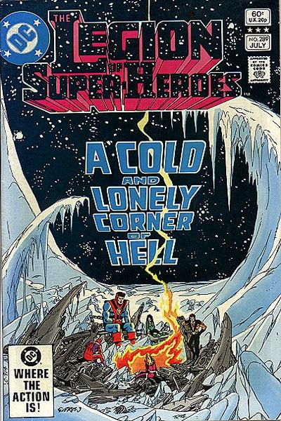 Legion of Super-Heroes Vol 2 289