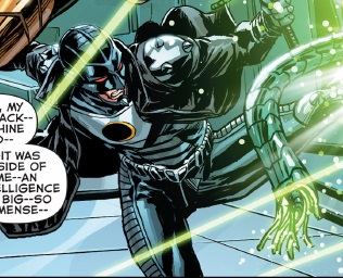 Midnighter (Futures End)
