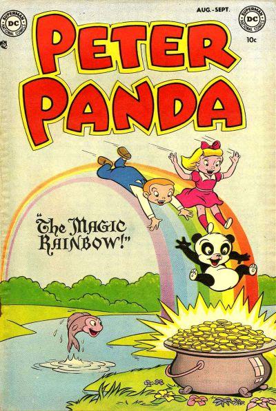 Peter Panda Vol 1