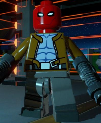 Jason Todd (Lego Batman)
