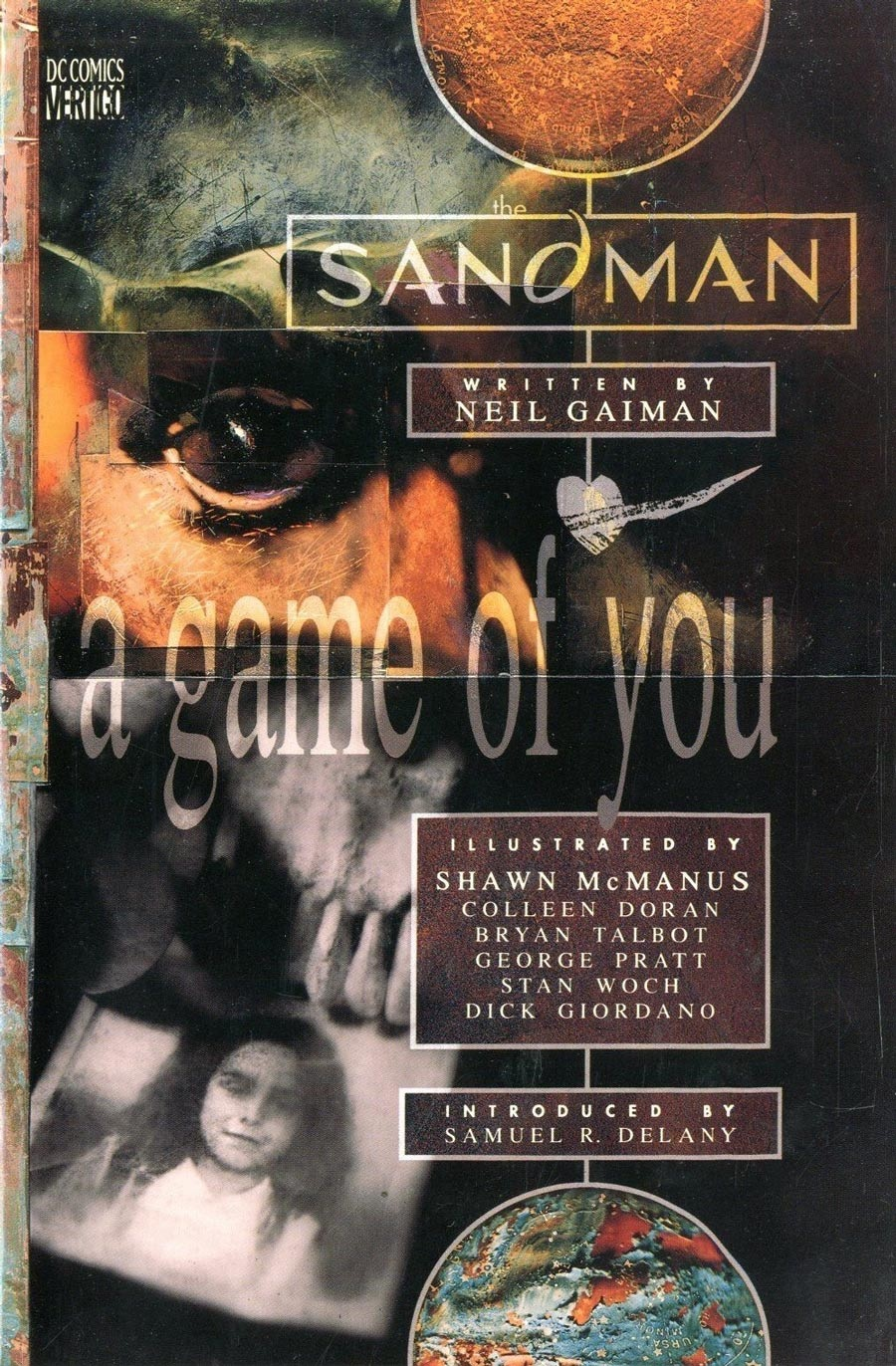 Sandman: A Game of You (Collected)