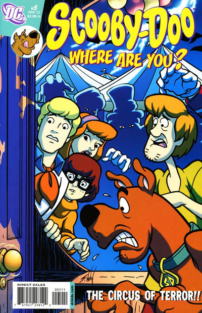 Scooby-Doo, Where Are You? Vol 1 5