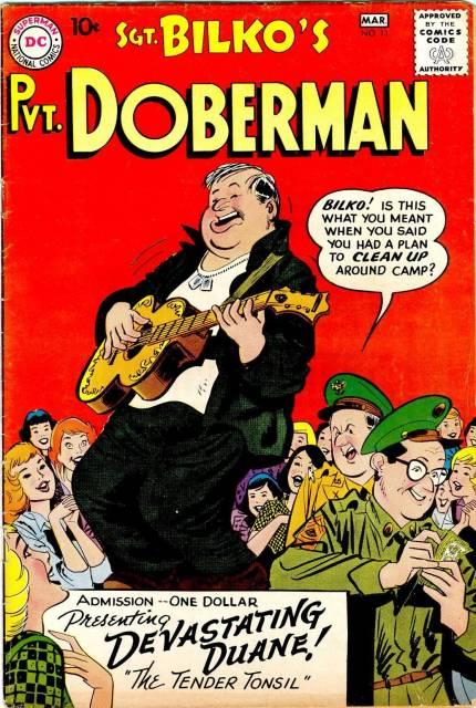 Sergeant Bilko's Private Doberman Vol 1 11