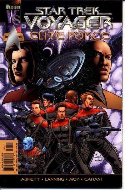Star Trek: Voyager: Elite Force Vol 1 1