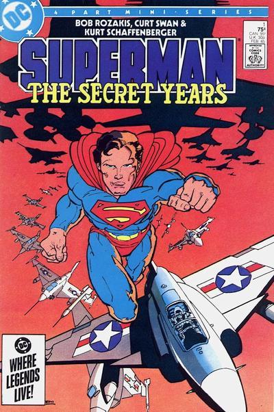 Superman: The Secret Years Vol 1 1