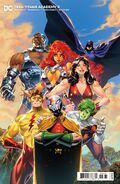 Teen Titans Academy Vol 1 2 Variant