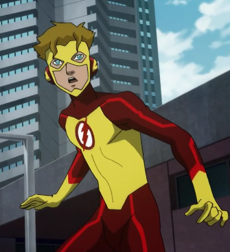 Wally West (DC Animated Movie Universe)