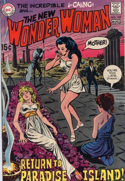 Wonder Woman Vol 1 183