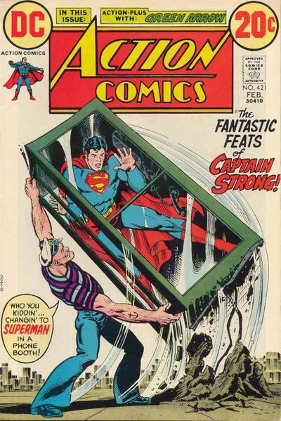 Action Comics Vol 1 421
