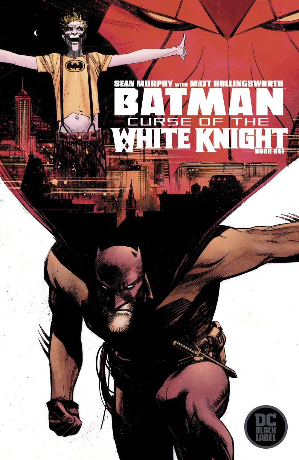 Batman: Curse of the White Knight Vol 1 1