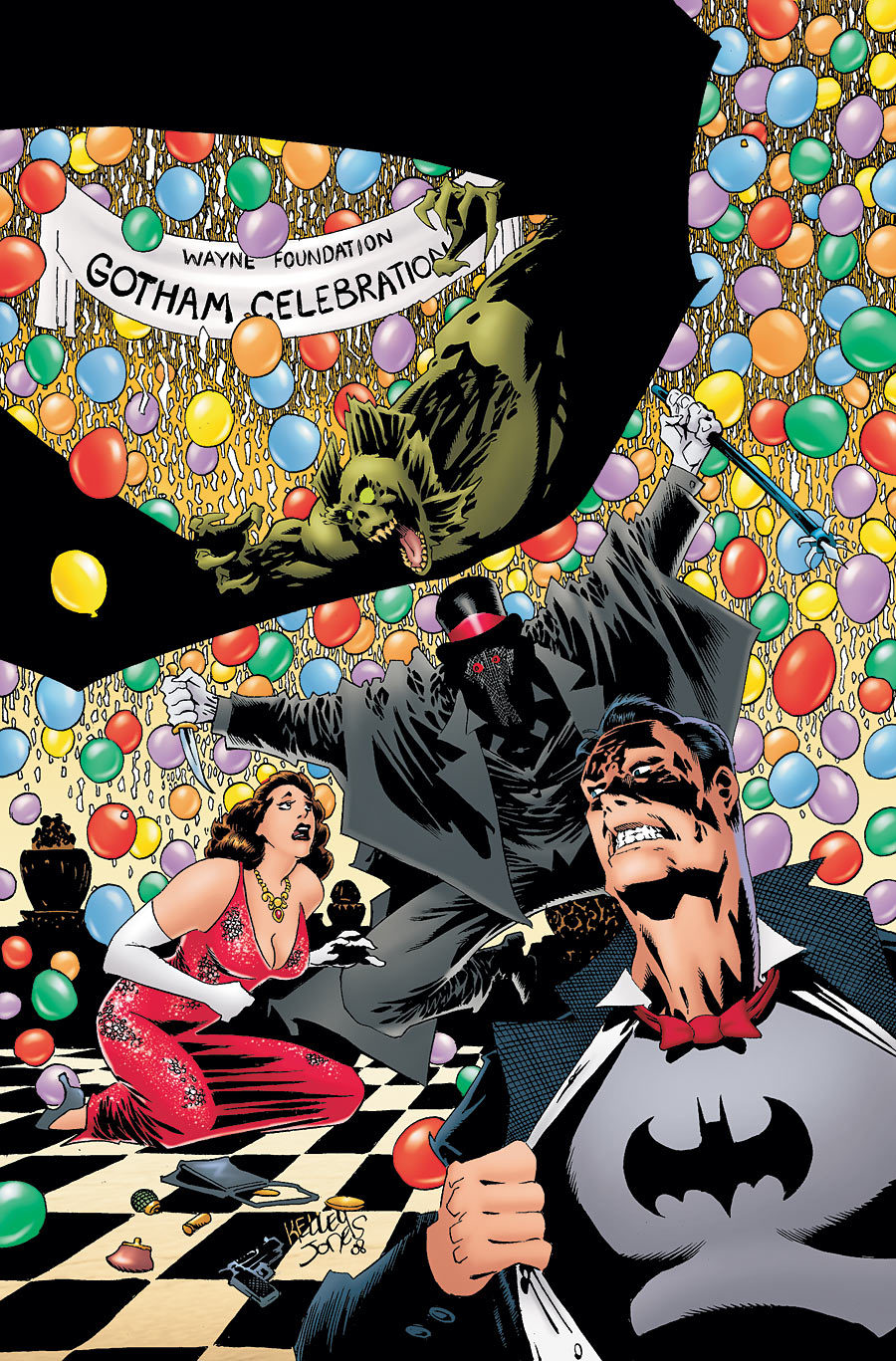 Batman: Gotham After Midnight Vol 1 5