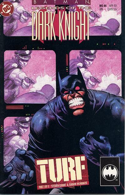 Batman: Legends of the Dark Knight Vol 1 44