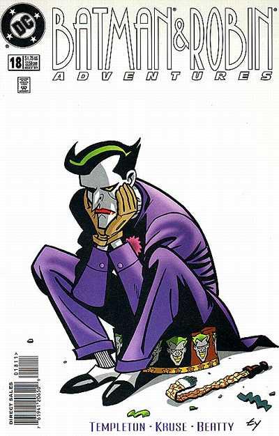 The Batman and Robin Adventures Vol 1 18