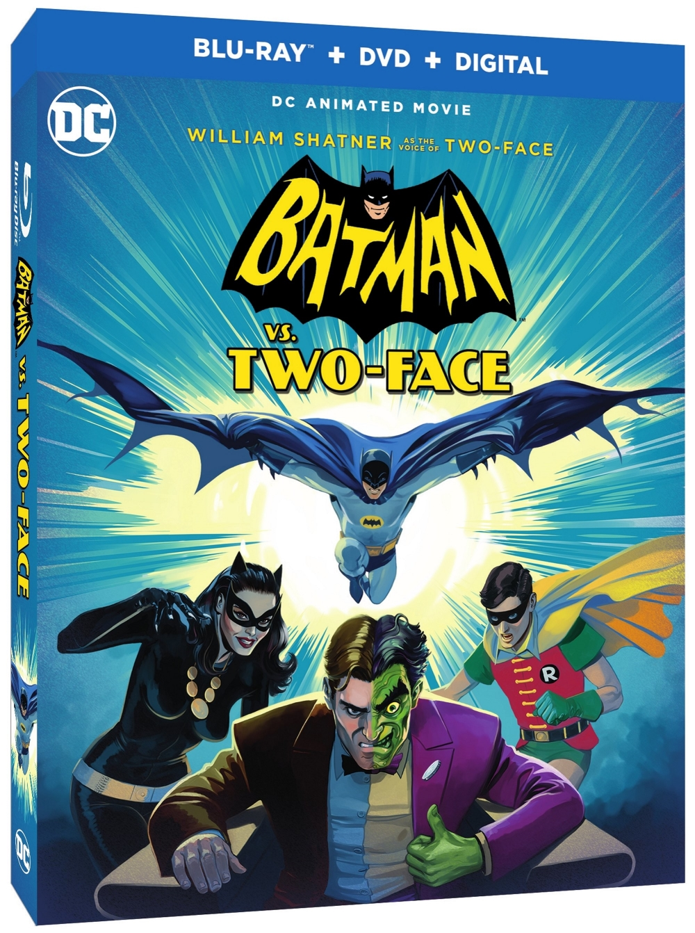 Batman vs. Two-Face (Movie)