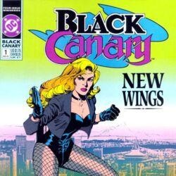 Black Canary Vol 1 1