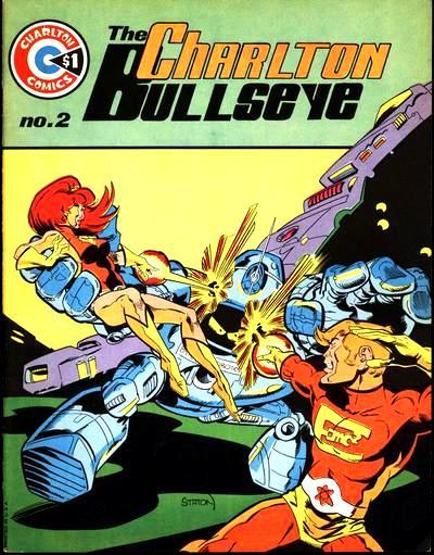 Charlton Bullseye Vol 1 2